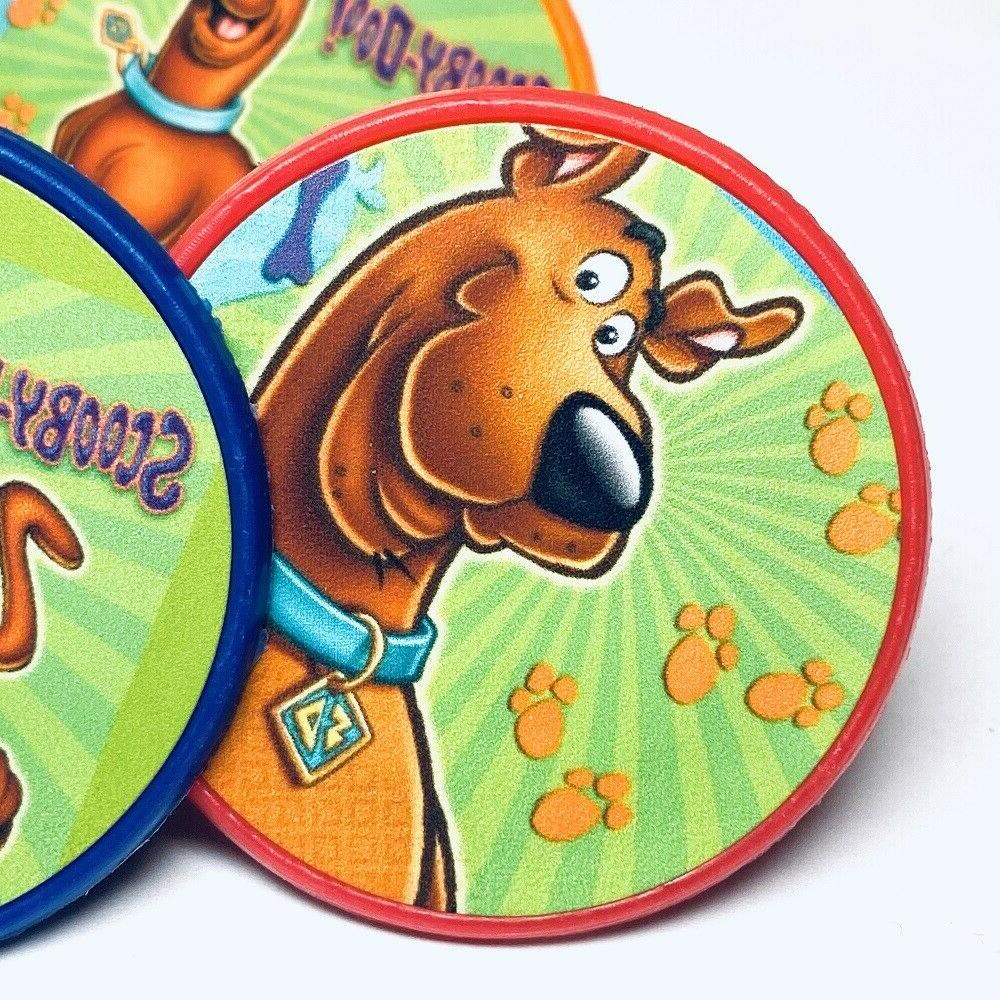 Scooby Doo Cupcake Birthday Supplies - 20 rings