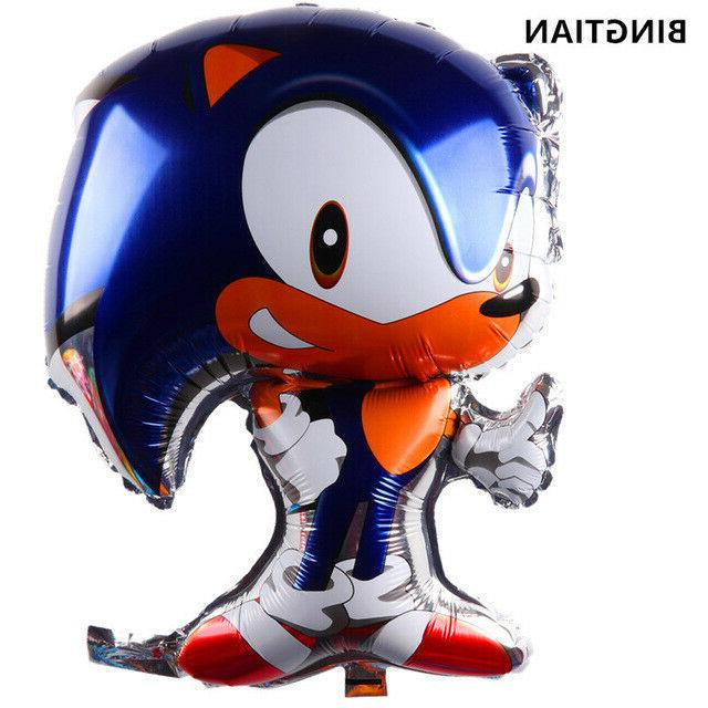 SONIC TOPPER party balloon decoration BIRTHDAY