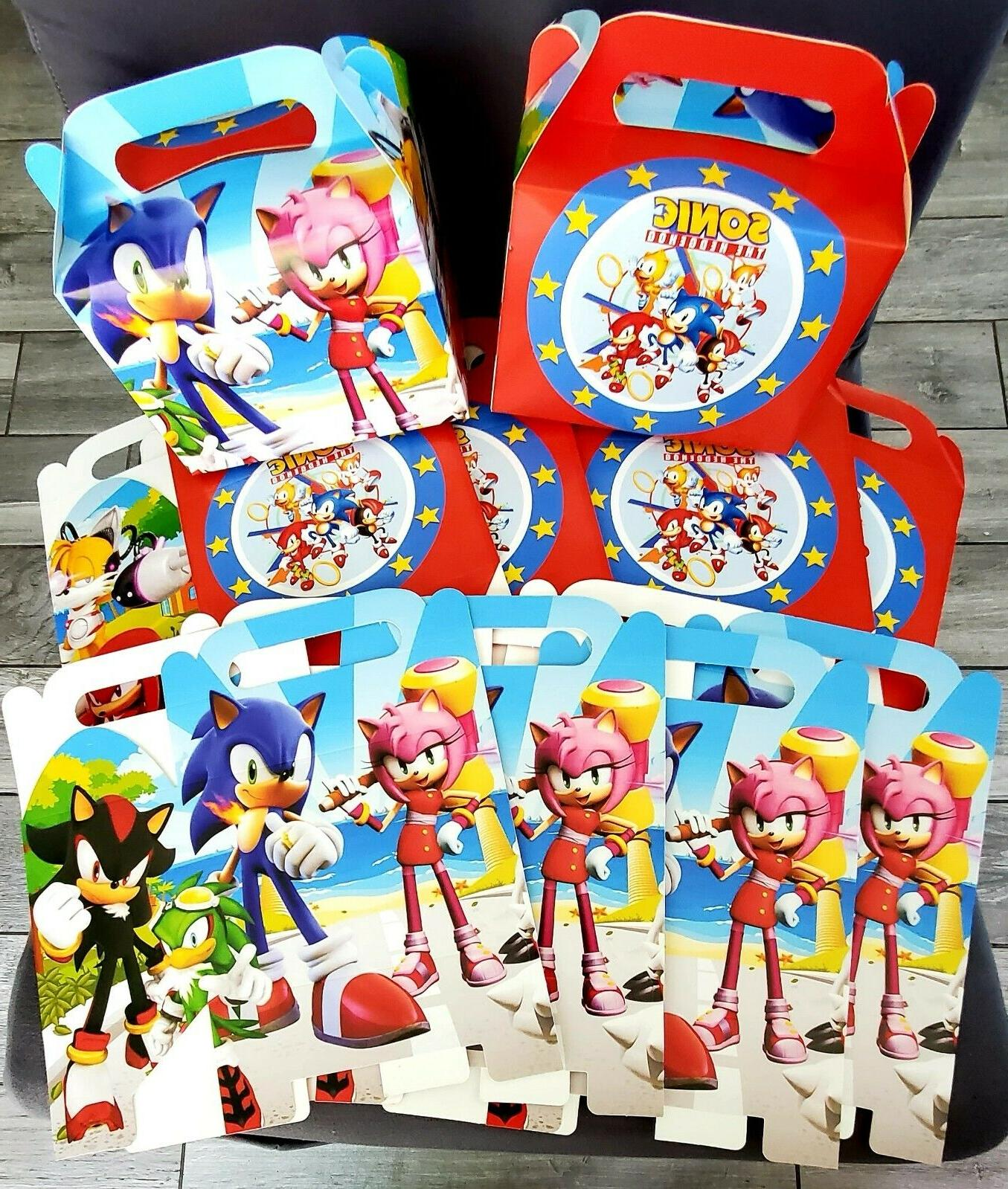 SONIC TOPPER party BIRTHDAY
