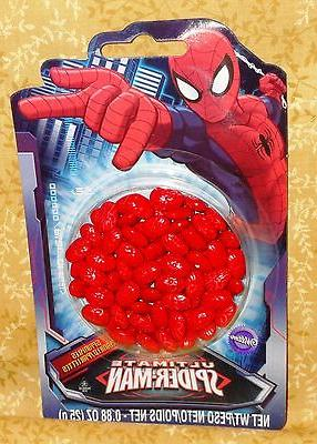 Spider-man Sprinkles,Candy Decorations.Cupcake Toppers,Edibl