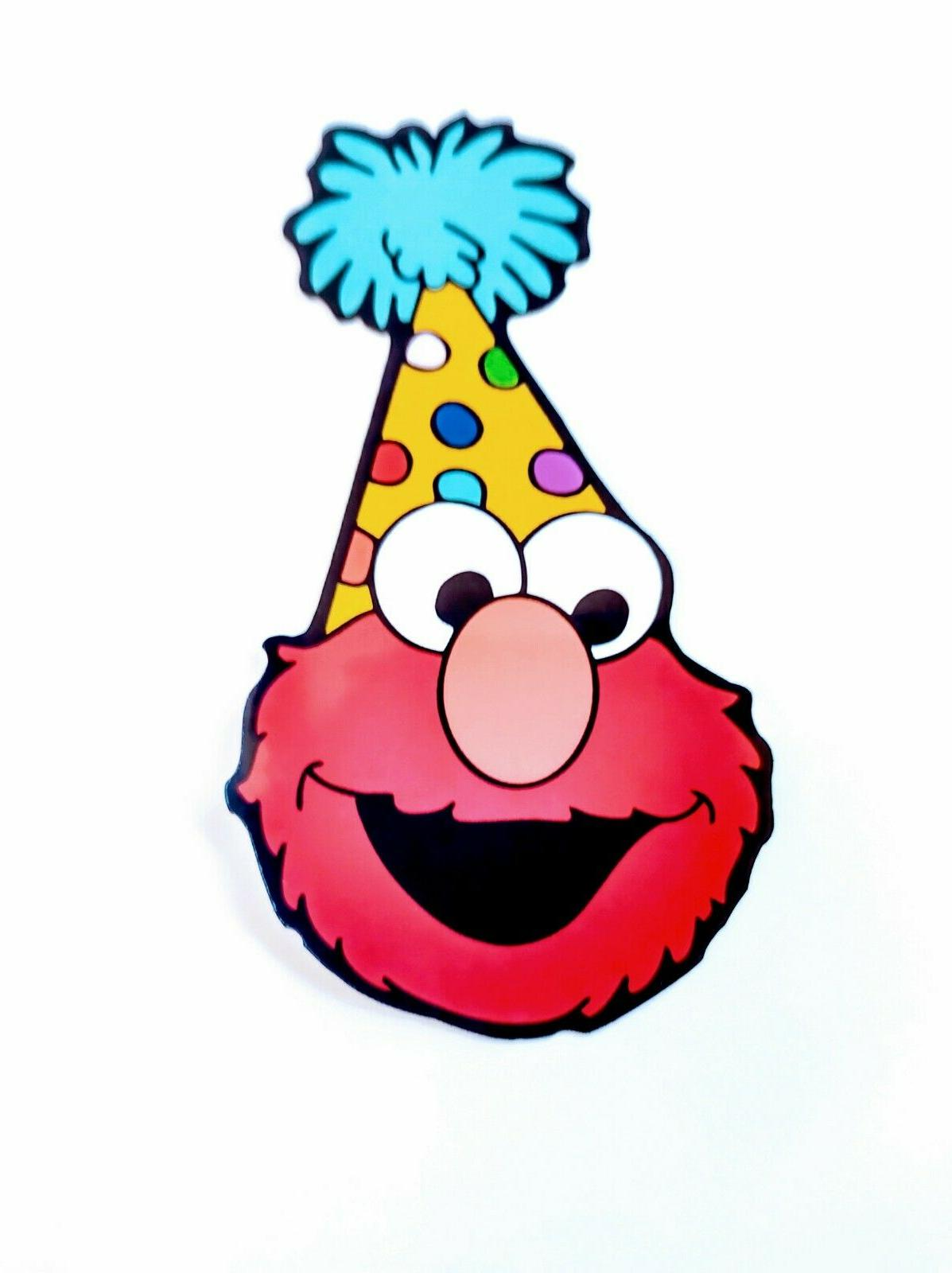 Elmo Stickers Birthday Party Topper