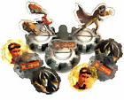 Superhero Generator Rex Fighting Gears Cake Topper / Kit plu