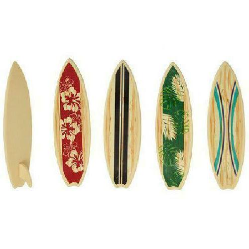 surfboard cake decorations or cupcake toppers 24