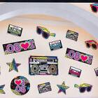 Totally 1980's 80's Decade Party DECORATING VALUE PACK