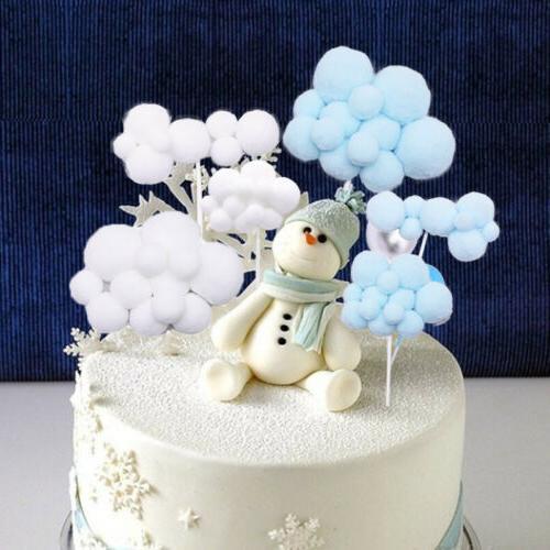 Unicorn Cake Cupcake Topper Baby Shower