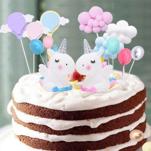 Unicorn Balloons Topper Baby Shower