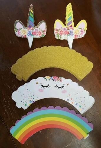 Unicorn and Wrapper Rainbow. 3