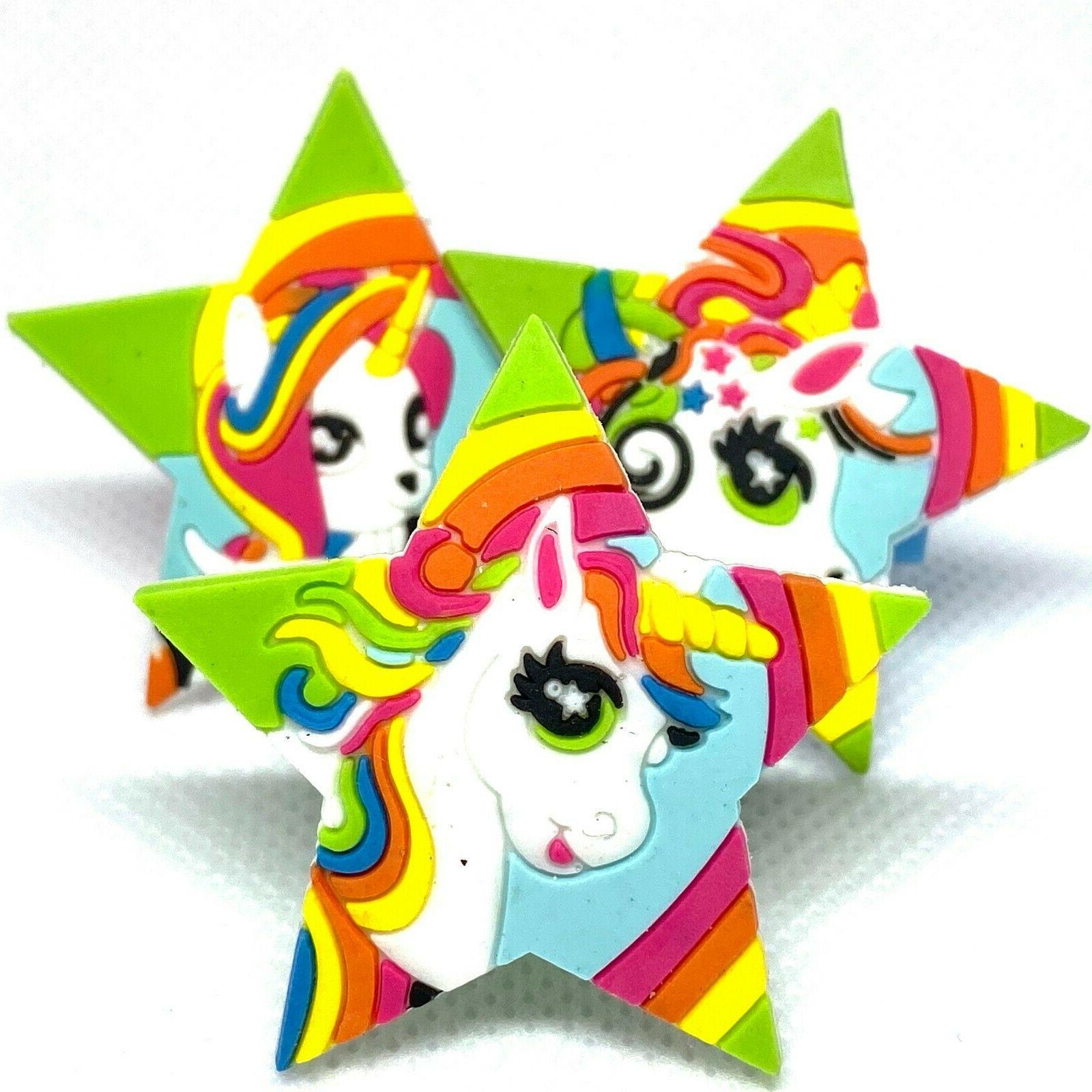 Unicorn Toppers Decorations Unicorns