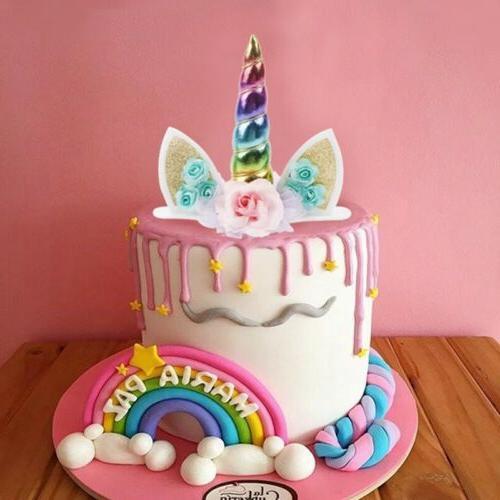 Unicorn Cake Kids Party Cupcake
