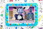 Vampirina Edible Personalized Cake Topper Icing Sugar Sheet