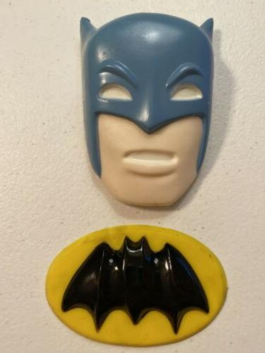 vintage dc comics batman cake toppers 1977
