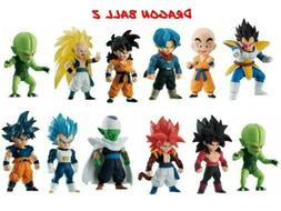 Large 24pc Dragon Ball Dragonball Z Paper Cupcake Toppers pi