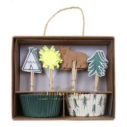 Meri Meri Let's Explore Cupcake Kit