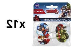 Wilton Marvel Avengers Fun Pix Birthday Picks Cupcake Topper