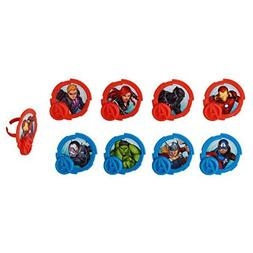 National Cake Supply Marvel Avengers Mightiest Hero Cupcake
