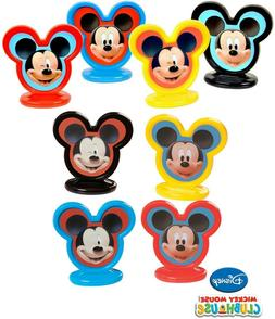 Wilton Mickey Mouse Clubhouse Cake Toppers- Discontinued By