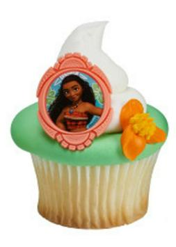 Moana Cupcake Toppers Party Favors Birthday Party Supplies -