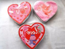 New 20 Bakery Crafts Valentine Puzzle Cake Cupcake Toppers D