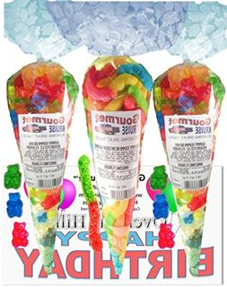 Over The Hill Happy Birthday Series 12 Flavor Bears And Sour