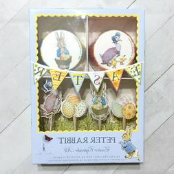 Peter Rabbit Cupcake Toppers Bake Cups Beatrix Potter Meri M