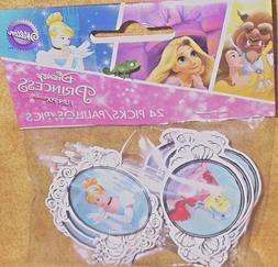 Disney Princesses Cupcake Picks, Wilton, 24ct. Multi-Color,