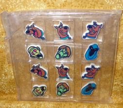 Scooby Doo and Ghosts, Edible Sugar Cupcake Toppers,DecoPac,