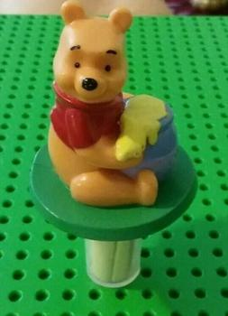 Small Decopac Winnie The Pooh Cake/Smash Cake/Cupcake Topper