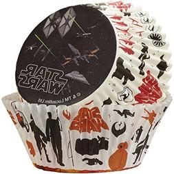 Wilton 415-5080 Star Wars Standard Baking Cups , Multicolor