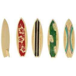 surfboard cake decorations cupcake toppers