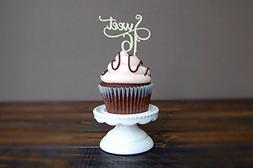 Areena Shop Sweet 16 Birthday Cupcake Toppers,Girl's Birthda
