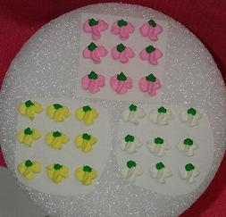 Sweet Peas,Mini Edible Cake Decoration,Multi-Color,DecoPac,C