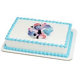 Vampirina Personalized Edible Cake Cupcake Image Frosting To