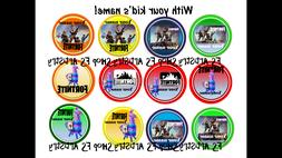 video game cupcake topper 12 pieces llama