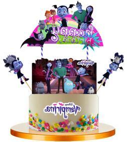 XL VAMPIRINA CUPCAKE CAKE TOPPER party favors balloon suppli